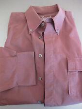 Camicia di Rover & Lakes nelle mis. 43/44 manica lunga Borsa/becco staccato