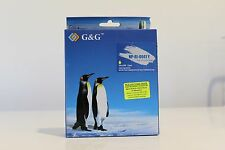 Compatible G & G Ink Cartridge for Ricoh Yellow 22ml NP-RI-0041Y