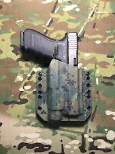 Woodland Digital Kydex Holster Glock 20/21/37 Streamlight TLR-1s / TLR1