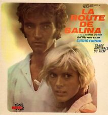 "CHRISTOPHE / CLINIC O.S.T. ""LA ROUTE DE SALINA"" ORIG FR 1971 EX/EX"