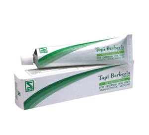 Dr. Willmar Schwabe TOPI BERBERIS CREAM for Acne Dermatitis