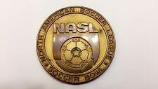 1983 NASL Soccer Bowl Championship Medal by Jostens - Tulsa Roughnecks