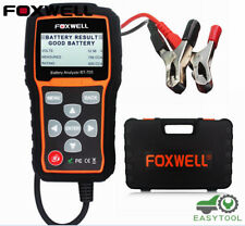12V 24V Car Cranking and Charging System Test Scan Tool Digital Battery Analyzer
