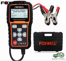 Foxwell BT705 12V 24V Truck Battery Tester Charging System Diagnostic Scan Tool