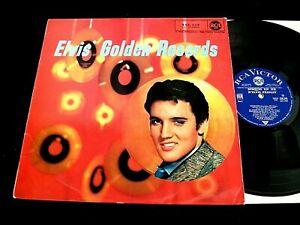 33T ELVIS PRESLEY ELVIS GOLDEN RECORDS ORIGINAL FRANCE EDITION 1967