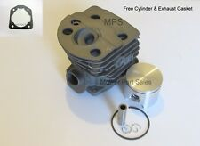 Husqvarna Cylinder & Piston Kit Pot Fit 55 & 51 Chainsaw Models (46mm) 503609171