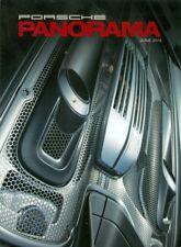 2013 Porsche Panorama Magazine June 2014 918 Hybrid/1960 356 Roadster/1967 912