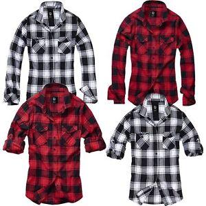 Brandit Amy Flanell Damen Holzfäller Girls Check Shirt 9336 Basics Karo Hemd