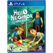 Hello Neighbor: Hide & Seek - PlayStation 4 W/ Original case FREE SHIPPING