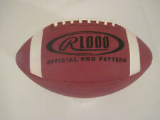 Rawlings R1000 Official Pro Pattern Football (New)