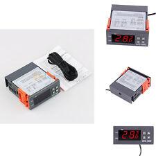 110V STC-1000 Mini Digital Temperature Controller Thermostat Aquarium+2M Sensor