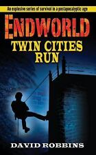 Twin Cities Run (Endworld)-ExLibrary