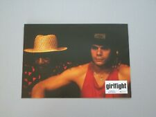 "Herbie lovelle santiago douglas ""Girlfight"" lobby card boxing boxing lb8"