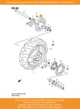 SUZUKI Disc, Rear Brake, 69211-18G00 OEM
