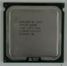 Intel Xeon L5420 2.5 GHz 12 MB LGA 771 Quad-Core SLBBR SLARP Processor