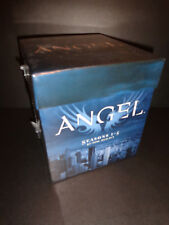 Angel-Limited Edition Collector's set #20643-David Boreanaz fights evil-Dvd