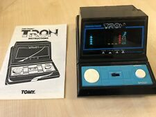 GRANDSTAND TOMY TRON ELECTRONIC GAME  WORKS PERFECTLY! C.1982