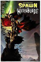 Medieval Spawn Witchblade #1 Cvr A (Image, 2018) NM