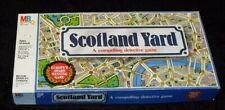Vintage Scotland Yard Detective Board Game 1985 Milton Bradley Complete