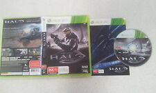 Halo Combat Evolved Anniversary Xbox 360 Game PAL