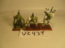 Warhammer Fantasy Age Of Sigmar Vampire Counts Crypt Horrors Painted