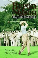 Byron Nelson: The Little Black Book by Nelson, Byron