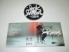 JACK JOHNSON / SLEEP THROUGH THE STATIC (Brushfire 0602517560550) CD ALBUM