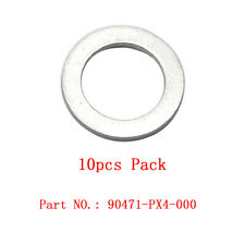 10 Pc 18mm Trans Drain Plug Crush Washer Gaskets  90471-px4-000 for Honda Acura
