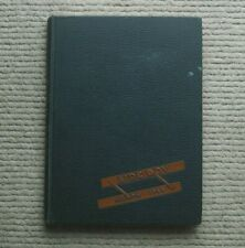 WWII Side Boy Yearbook Navy USNR Midshipmen's School NY - NAMES IN LISTING! 1945