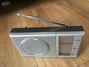 Grundig HIT BOY 60 AM/FM Portable Radio