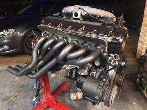 Brand New Bmw RHD E30 M20 320i 323i 325i 325is Hartge Alpina Extractors Headers