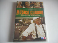 DVD NEUF - MUSICA CUBANA / LA NOUVELLE GENERATION - WIM WENDERS