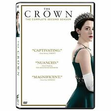 * NEW SEALED TV DVD * THE CROWN Complete Season Series 2 Two