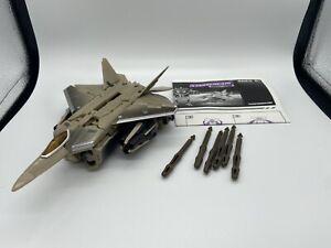 Transformers 2007 Movie Starscream Complete Voyager Class