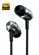 Panasonic RP-HDE5-S Hi-Res Audio Canal Type Earphone Silver