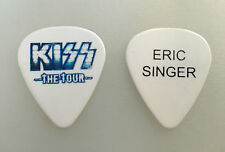 "KISS - The Tour ""ERIC SINGER"" guitar pick - used in Chula Vista Concert 2012"