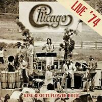 CHICAGO-LIVE '74 KING BISCUIT FOWER HOUR-IMPORT CD WITH JAPAN OBI