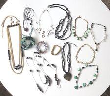 Bundle Joblot Costume Jewellery Necklaces/ Bracelets Bnwt Costume Jewellery Mixed Lots