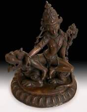 19th Century Antique Nepalese Lord of the Beasts Shiva Bhutnath Great God Statue
