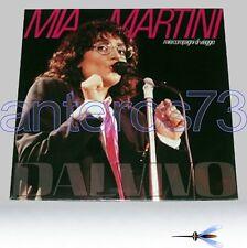 MIA MARTINI RARO LP SS - FABRIZIO DE ANDRE LUIGI TENCO SERRAT KATE BUSH