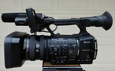 Sony Hxr-Nx5U Nxcam Professional Camcorder with Mic,Remote Control
