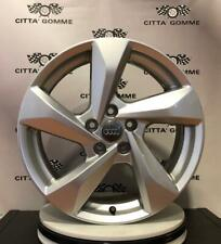 "SET 4 Cerchi in lega Originali Audi A3 Q2 Q3 TT NEW da 18"" DEMONTATI, OCCASIONE"