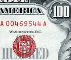 HGR SUNDAY 1966 $100 Legal Tender ((Phenomenal)) Appears GEM UNCIRCULATED