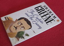The Captain & the ENEMY  ~ Graham Greene  MASTERFUL! profoundly moving