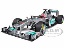 MERCEDES GP PETRONAS F1 TEAM MGP W02 MICHAEL SCHUMACHER 2011 1/18 110110007