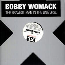 "BOBBY WOMACK 12"" The Bravest Man In The Universe SEALED New180 Gram"