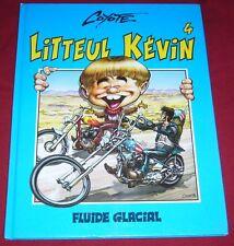 LITTEUL KEVIN 4 - COYOTE - FLUIDE GLACIAL
