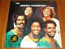 THE JOHNNY THOMPSON SINGERS - I'VE FOUND A REFUGE - 1976 VERY RARE SEALED LP