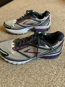 Women's Brooks Ghost 7 Running Shoes Trainers UK Size 5 Pre-owned.