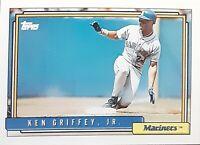 1992 Topps Ken Griffey Jr. #50